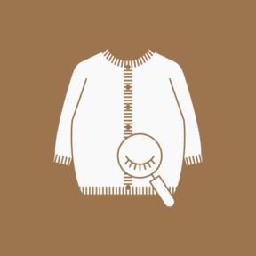 test knitting